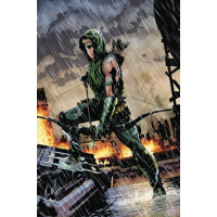GREEN ARROW WAR OF THE CLANS ESSENTIAL EDITION TP - Jeff Lemire