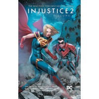 INJUSTICE 2 TP VOL 03 - Tom Taylor, Others