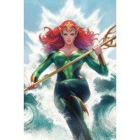 MERA QUEEN OF ATLANTIS TP - Dan Abnett