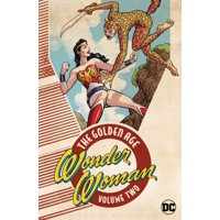 WONDER WOMAN THE GOLDEN AGE TP VOL 02 - William Moulton Marston