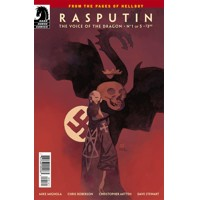 RASPUTIN VOICE OF DRAGON #1 (OF 5) VAR - Mike Mignola, Chris Roberson