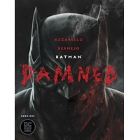 BATMAN DAMNED #1 až 3 (OF 3) (MR) - Brian Azzarello