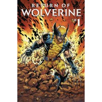 RETURN OF WOLVERINE #1 až 5 (OF 5) - Charles Soule