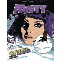 MISTY TP VOL 03 - Malcolm Shaw