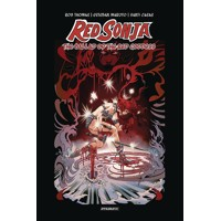 RED SONJA BALLAD RED GODDESS HC - Roy Thomas