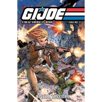 GI JOE A REAL AMERICAN HERO TP VOL 21 - Larry Hama