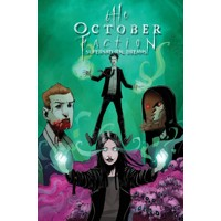 OCTOBER FACTION TP VOL 05 SUPERNATURAL DREAMS - Steve Niles