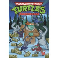 TMNT ADVENTURES TP VOL 16 - JD Vollman, Stephen D. Sullivan