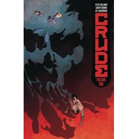 CRUDE TP VOL 01 (MR) - Steve Orlando