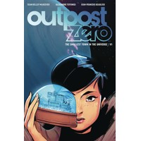 OUTPOST ZERO TP VOL 01 - Sean McKeever