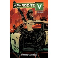 APHRODITE V TP VOL 01 (MR) - Bryan Hill
