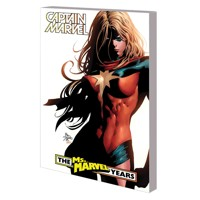 CAPTAIN MARVEL CAROL DANVERS TP VOL 03 MS MARVEL YEARS - Brian Reed