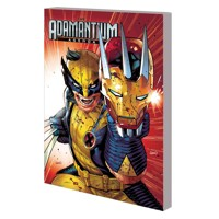 HUNT FOR WOLVERINE TP ADAMANTIUM AGENDA - Charles Soule, Tom Taylor