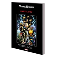 MARVEL KNIGHTS MARVEL BOY BY MORRISON & JONES TP - Grant Morrison