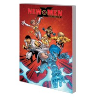 NEW X-MEN ACADEMY X TP COMPLETE COLLECTION - Nunzio DeFillipis, Christina Weir