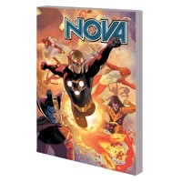 NOVA BY ABNETT & LANNING COMPLETE COLLECTION TP VOL 02 - Dan Abnett, Andy Lann...