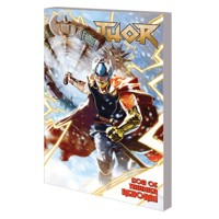 THOR TP VOL 01 GOD OF THUNDER REBORN - Jason Aaron