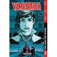 VAMPIRELLA TP VOL 02 THE GOD YOU KNOW - Paul Cornell, Jeremy Whitley