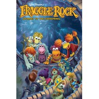 FRAGGLE ROCK JOURNEY TO THE EVERSPRING GN - Kate Leth