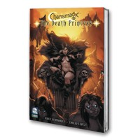 CHARISMAGIC DEATH PRINCESS TP VOL 01 - Vince Hernandez