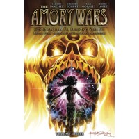 AMORY WARS GOOD APOLLO TP VOL 03 - Claudio Sanchez, Chondra Echert