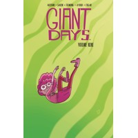 GIANT DAYS TP VOL 09 - John Allison