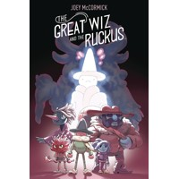 GREAT WIZ & RUCKUS ORIGINAL GN - Joey McCormick