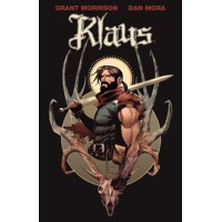 KLAUS HC HOW SANTA CLAUS BEGAN - Grant Morrison