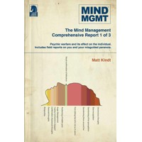 MIND MGMT OMNIBUS TP VOL 01 MANAGER AND FUTURIST PART 1 - Matt Kindt
