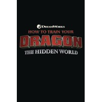 ART OF HOW TRAIN YOUR DRAGON HIDDEN WORLD HC - Linda Sunshine