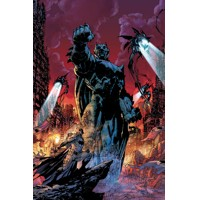 DARK DAYS ROAD TO METAL TP - Scott Snyder, James TynionIV, Tim Seeley, Others