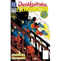 DEATHSTROKE THE TERMINATOR TP VOL 05 WORLD TOUR - Mary Wolfman