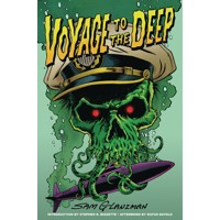 VOYAGE TO THE DEEP HC - Sam Glanzman