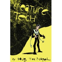 CREATURE TECH GN (NEW EDITION) - Doug TenNapel