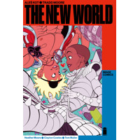 NEW WORLD TP (MR) - Ales Kot