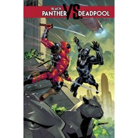 BLACK PANTHER VS DEADPOOL #1 až 5 (OF 5) - Daniel Kibblesmith