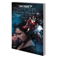 TONY STARK IRON MAN TP VOL 01 SELF MADE MAN - Dan Slott