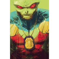 MARTIAN MANHUNTER #1 (OF 12) - Steve Orlando