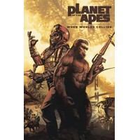 PLANET OF THE APES WHEN WORLDS COLLIDE - Various