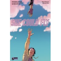 SHE COULD FLY TP (MR) - Fausto Vitaliano