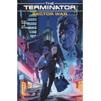 TERMINATOR SECTOR WAR TP - Brian Wood