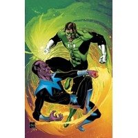 GREEN LANTERN BY GEOFF JOHNS TP BOOK 01 - Geoff Johns, Dave Gibbons