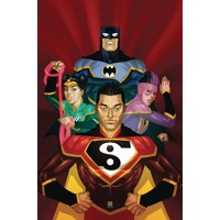 NEW SUPER MAN & THE JUSTICE LEAGUE OF CHINA TP - Gene Luen Yang