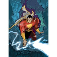 SHAZAM THE MONSTER SOCIETY OF EVIL TP NEW ED - Jeff Smith