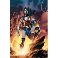 WONDER WOMAN REBIRTH DLX COLL HC BOOK 03 - Shea Fontana, Tim Seeley, Others