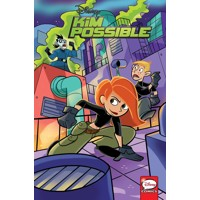 KIM POSSIBLE ADVENTURES MOZZARELLO - Michael Stewart, Abby Denson, John Green