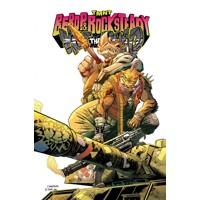 TMNT BEBOP & ROCKSTEADY HIT THE ROAD TP - Dustin Weaver, Ben Bates