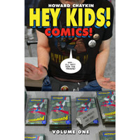 HEY KIDS COMICS TP (MR) - Howard Victor Chaykin