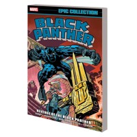 BLACK PANTHER EPIC COLL TP REVENGE BLACK PANTHER - Jack Kirby, Ed Hannigan, Mo...