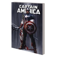 CAPTAIN AMERICA TP VOL 01 WINTER IN AMERICA - Ta-Nehisi Coates